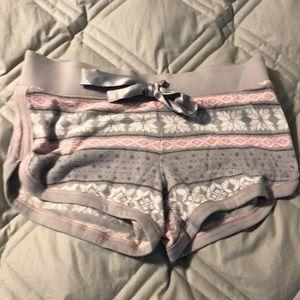 Victoria Secret Sleep Shorts